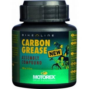 GRASA MOTOREX CARBON 100GR